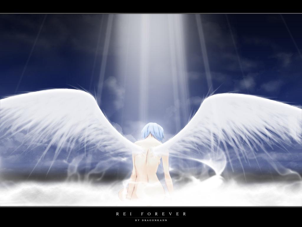 Стихи про ангелов